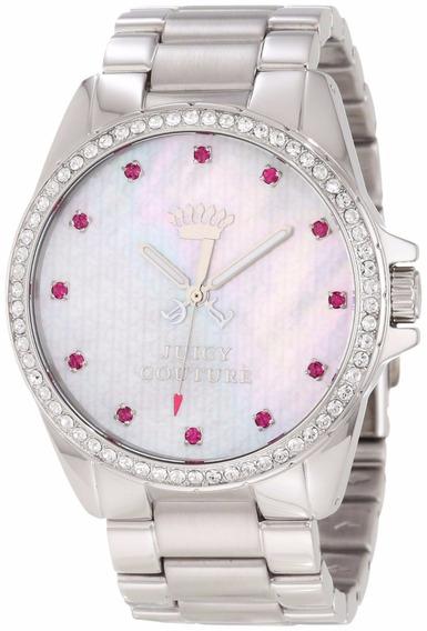 Reloj Juicy Couture Stella Acero Inoxidable Mujer 1901008