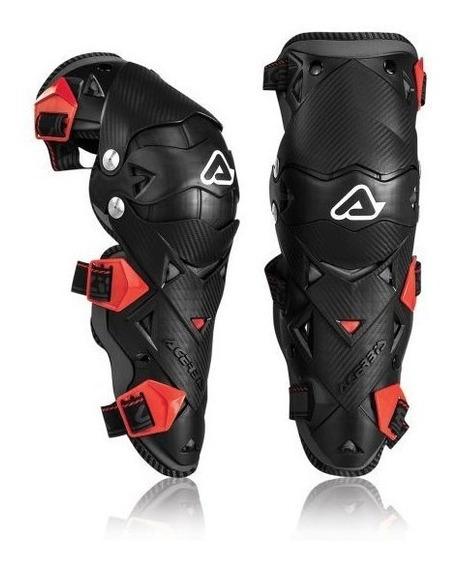 Rodilleras Motocross Acerbis Evo 3 Articuladas Motoscba