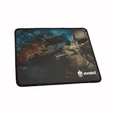 Mouse Pad Gamer Eg-401. Mousepad Jogos Evolut 25 X 21cm