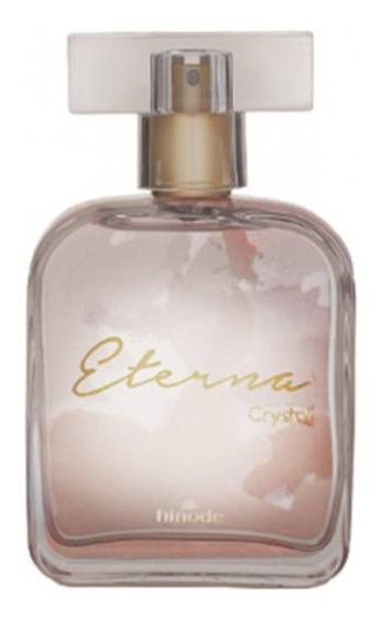 Eterna Crystal Perfume Feminino 100ml + 5 Gel Dental Hinode
