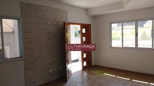 Sobrado Com 3 Dormitórios À Venda, 270 M² Por R$ 950.000,00 - Jardim Santa Mena - Guarulhos/sp - So0923