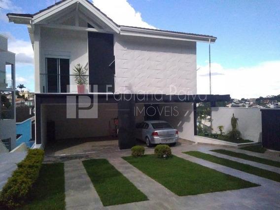 Casa Em Condomínio Para Venda Em Arujá, Condomínio Arujá 5, 5 Dormitórios, 5 Suítes, 7 Banheiros, 4 Vagas - Ca0175_1-1362414