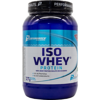 Iso Whey Protein 909g Performance