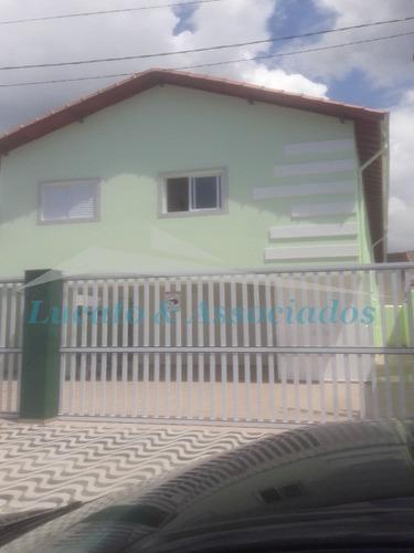 Casas De Condomínio Fechado No Parque Das Americas Em Praia Grande Sp - Ca00276 - 34851224