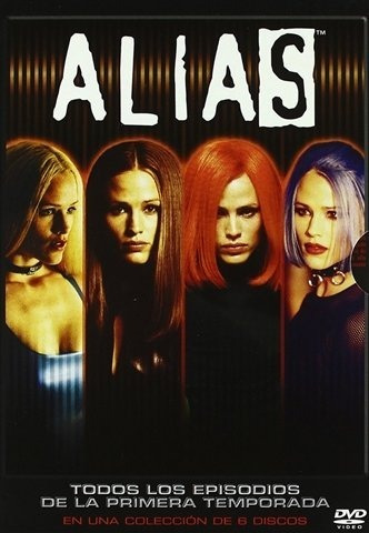 Alias Primera Temporada 1 Uno Serie Dvd