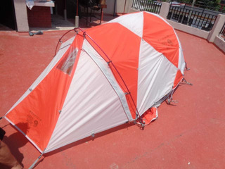 Carpa Mountain Hardwear Trango 2. 4 Estaciones 2 Plazas