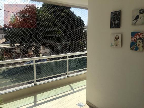 Apartamento Em Parque Turf Club - Campos Dos Goytacazes - 7726