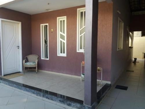 Imagem 1 de 23 de Casa Com 3 Dormitórios À Venda, 147 M² Por R$ 480.000,00 - Jardim Santo Antônio - Macaé/rj - Ca0195