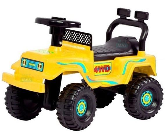 Pata Pata Andarin Andador Bebe - Jeep Toyota - Irrompible !!
