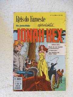 Jonah Hex Nº 6! Ebal Fev-mar 1977!