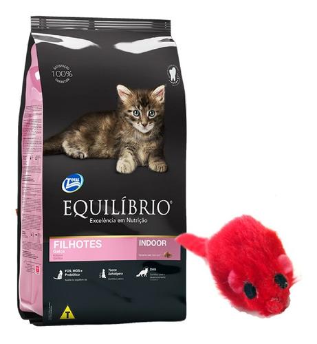 Equilibrio Gato Cachorro Kitten 7. 5 Kg Con Regalo