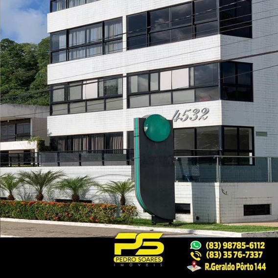 (oferta) Flat Em Cabo Branco - Fl0049