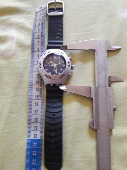 Relógio Swatch Irony Aluminium Cronógrafo Leia Descrição