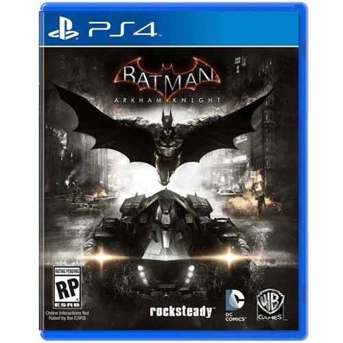 Batman Arkham Knight Ps4 Em Português Mídia Física