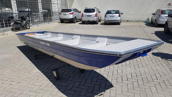 Barco Alumínio Smart 500