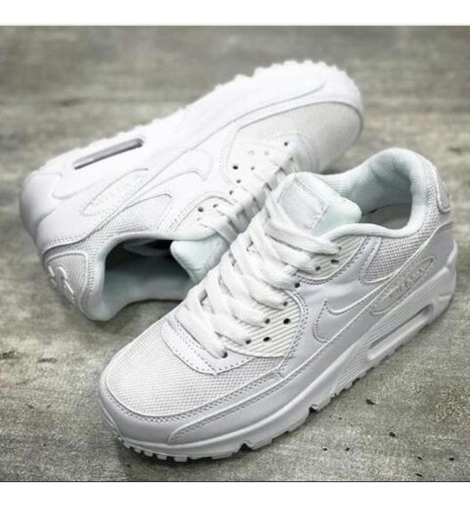 Detalles de Nike Air Max 90 essential zapatos zapatillas cortos caballero ver título original