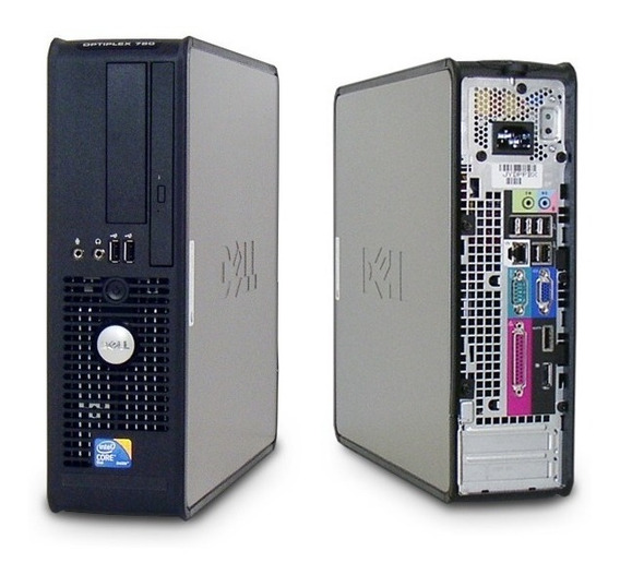Mini Pc Cpu Dell Optiplex 780 Core 2 Duo 3.0ghz Hd 160gb 4gb