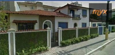 Casa Residencial Para Locação, Gonzaguinha, São Vicente. - Ca0755