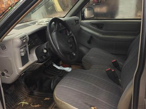 Chevrolet S10 1997 2,2 Efi, Cor Prata.