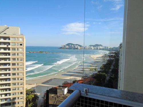 Apartamento Residencial À Venda, Pitangueiras, Guarujá - Ap5617. - Ap5617