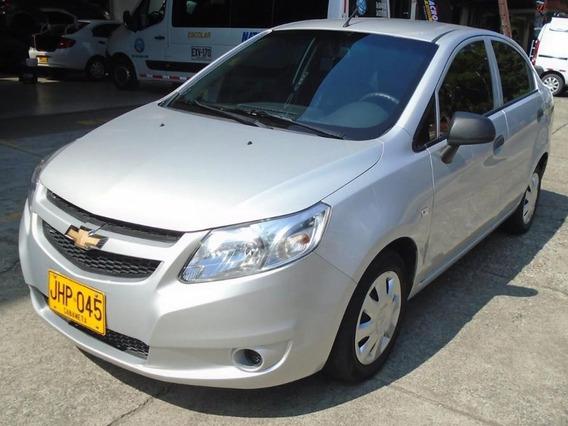 Chevrolet Sail Ls Mt 1.400 Cc 4p Aa Ab