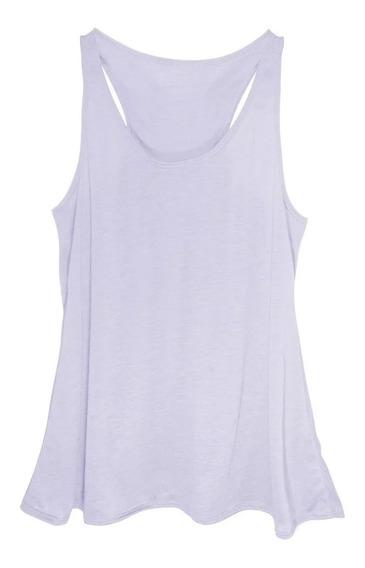 Kit 4 Camisetas Regatas Feminina Plus Size Costa Nadador