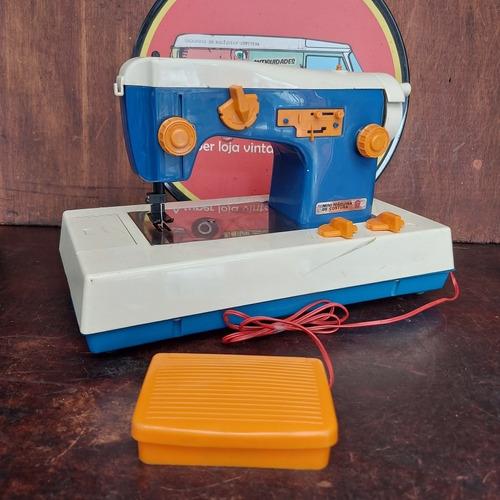 Mini Máquina De Costura Estrela Antiga Não Funciona