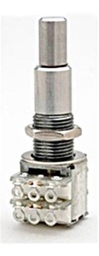 Potenciometro Concentrico - Linear - B 500k - Alpha