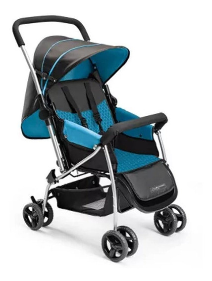 Carrinho De Bebê Berço Flip Multikids Baby - Bb503