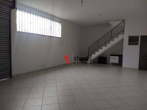 Galpão À Venda, 508 M² Por R$ 4.000.000,00 - Vila Gomes Cardim - São Paulo/sp - Ga0005
