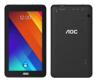 Tablet Aoc A722 8gb 1gb Ram Bluetooth Usb Wifi 7 Pulgadas