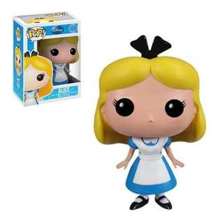 Muñeco Funko Pop Disney Alicia 49 Viinlo Original