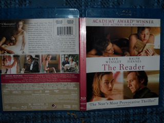 El Lector - Bluray - Ralph Fiennes- Kate Winslet