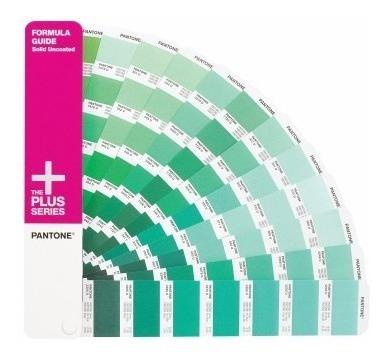 Pantone Fórmula Guide Uncoated Plus Series