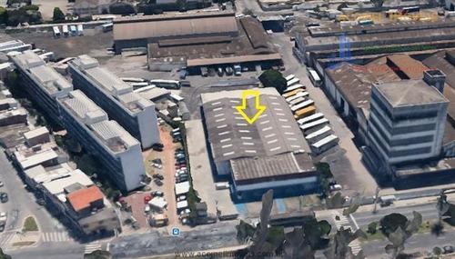 Imagem 1 de 11 de Galpões À Venda  Em São Paulo/sp - Compre O Seu Galpões Aqui! - 1365234