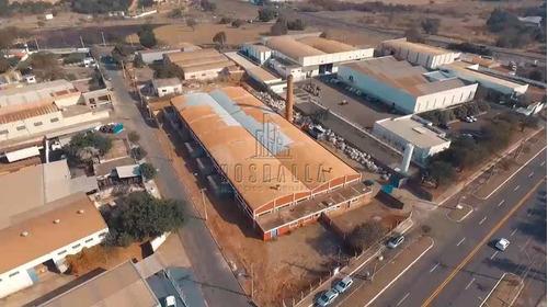 Imagem 1 de 12 de Galpão, Parque Industrial Bruno Verardino, Jaboticabal - R$ 2 Mi, Cod: 248600 - V248600