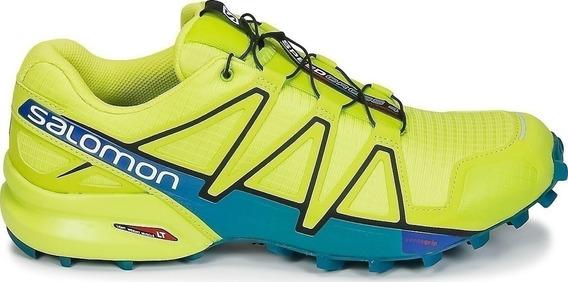 Zapatillas Salomon Speedcross 4 Hombre(400779)+regalo S+w