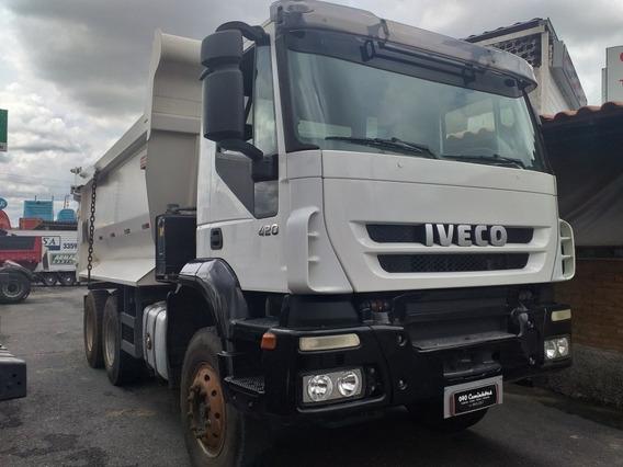 Iveco 6x4 380