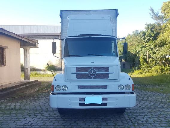 Mercedes 1620 6x2