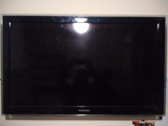 Televisão Samsung 42 Com Defeito No Display
