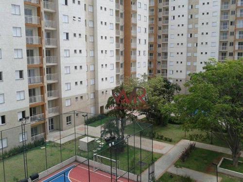 Apartamento À Venda, 56 M² Por R$ 333.900,00 - Tatuapé - São Paulo/sp - Ap0198