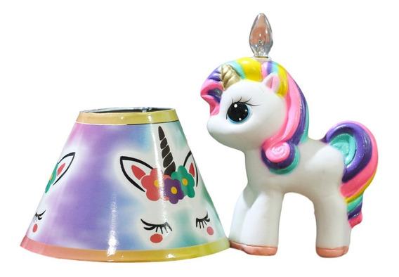 12 Centro De Mesa Unicornio Cumpleaños Infantil Unicornios