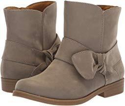 Botas Para Niñas Modelo Taupe Rachel Shoes - Importadas