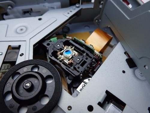 Unidade Óptica Hop1200w Original!!!mecanica Hbuster Nova!!