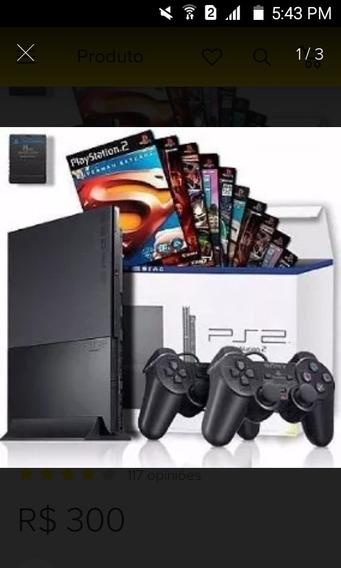 Playstations 2 Usado