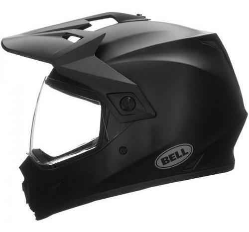 Capacete Moto Bell Mx-9 Adventure Mips Preto Fosco ! Somos Loja ! @