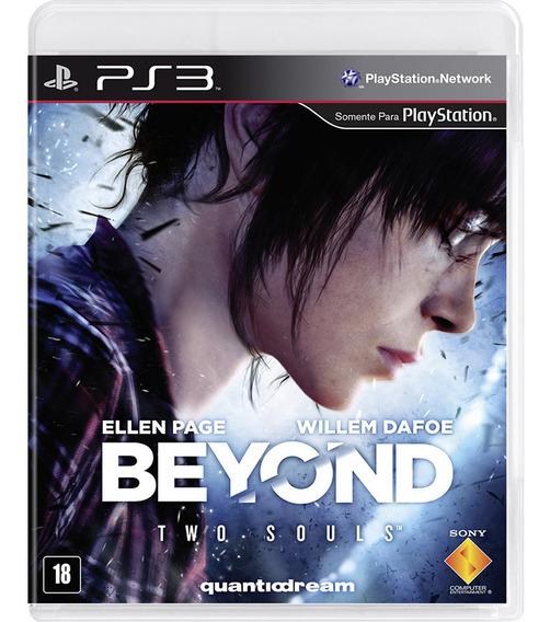 Jogo Beyond Two Souls - Ps3 - Lacrado