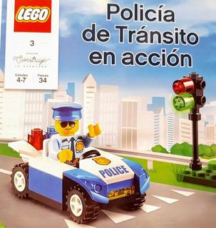 Lego City - Policia De Tránsito