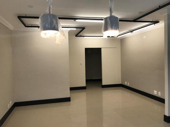 Sala À Venda, 57 M² Por R$ 360.000,00 - Centro - São José Dos Campos/sp - Sa0749