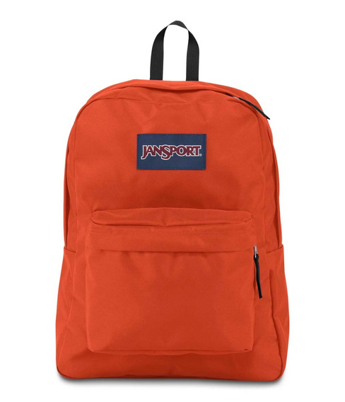 Zonazero Mochila Jansport Superbreak Cherry Tomato